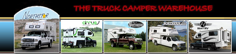 The Trusk Camper Warehouse   No Tax!